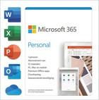 MS 365 Personal  (1 licenties, 1 jaar) PC/MAC