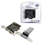 Serial + Parallel controller PCI-E