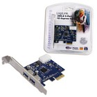 USB3.0 controller PCI-E Logilink PCI-E 2 poort