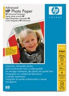 HP Photo Glossy paper 25 vel