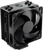CPU cooler Coolermaster Hyper 212 Black (150W)