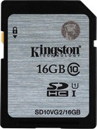 SD kaart 16GB CL10 Kingston