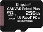 Micro SD 256GB U3 Kingston  V30
