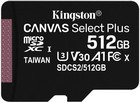 Micro SD 512GB U3 Kingston V30