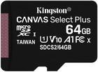 Micro SD 64GB CL10 Kingston U1 V10