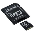 Micro SD 64GB CL10 Kingston
