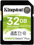 SD kaart 32GB CL10  Kingston CS+