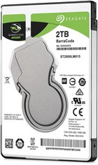 Harddisk 2,5'' S-ATA 2000GB / 5400 rpm Seagate