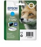 Cartridge Epson T1282 Cyaan