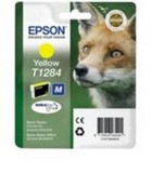 Cartridge Epson T1284 Yellow