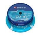 CD-R Verbatim 25 stuks op spindel