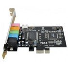PCI-E 5.1 Sound Card CMI8738