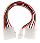 Powerverloop molex -> 3 pin cooler