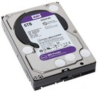 Harddisk 3,5'' S-ATAIII 6TB / 5400 rpm / WD Purple