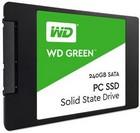 SSD 2,5'' 240GB WD Green