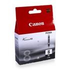 Cartridge Canon CLI-8BK zwart