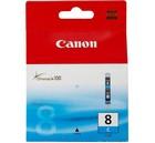 Cartridge Canon CLI-8C cyaan