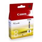 Cartridge Canon CLI-8Y Yellow